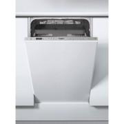 Whirlpool WSIO3T223PCEX Built-In Slimline Dishwasher