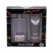 Police Original подаръчен комплект EDT 100 ml + душ гел 100 ml за мъже