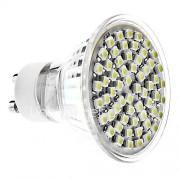 4W GU10 LED-spotlampen MR16 60 SMD 3528 350 lm Natuurlijk wit 6000K K AC 220-240 V