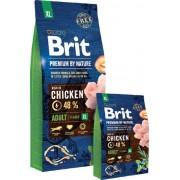 Brit Premium Extra Large Adult 15kg