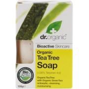 Dr. Organic Tea Tree Soap - 100 g