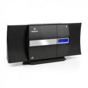 Auna V-20 DAB estéreo vertical Bluetooth NFC CD USB MP3 DAB+ FM RDS