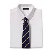 ランズエンド LANDS' END メンズ・ニュー・レジメンタル・タイ/ネクタイ(サウススタッフォードシャーレジメント)