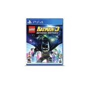 Lego Batman The Video Game With Batman Movie Combo Pack - PS4