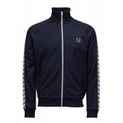 FRED PERRY Laurel Taped Track Jacket (S)