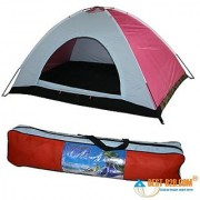 Anti ultraviolet 4 Person Outdoor Camping Portable Tent Tant