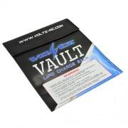 Sac protectie ignifug pentru incarcare acumulatori LiPo, 22x18cm (mediu)