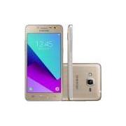 Smartphone Samsung Galaxy J2 Prime TV Dual Chip Android 6.0 Tela 5 Quad-Core 16GB 4G Câmera 8MP
