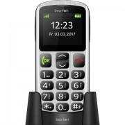 Cellulare senior beafon SL250 Stazione di ricarica Argento-Nero
