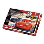 Puzzle 100 piese Piston Cup Cars 3
