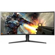 """Monitor IPS, LG 34"""", 34GK950G-B, Curved, LED, 5ms, 5Mln:1, NVIDIA G-SYNC, 120Hz, HDMI/DP, 21:9, QHD"""