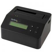 """StarTech USB 3.0 Standalone eraser en docking station voor 2.5""""/3.5""""SATA3 SSD/HDD schijven"""