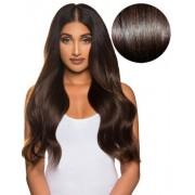Bambina 160g Dark Brown - Bellami Hair - Löshår