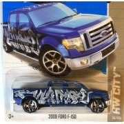 2013 Hot Wheels Hw City - 2009 Ford F-150