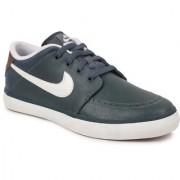 Nike Men's Suketo 2 Leather Blue Sports Shoes