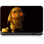 VI Collections ANIMATED POOR ANIMAL pvc Laptop Decal 15.6