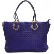 Vogue Nation Hand-held Bag(Blue)