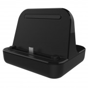 Universal Reversible Micro USB Charging Dock & Stand for Mobile Phone