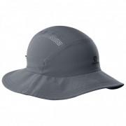 Salomon Mountain Hat Cappello (One Size, grigio/nero)