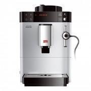 Espressor automat Melitta Caffeo Passione , Sistem Cappuccino, Autocuratare, 15 Bar, 1.2 l, Argintiu
