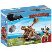 Playmobil Dragons: Bocón con catapulta (9245)