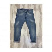 OVER-D Jeans Lavaggio Chiaro