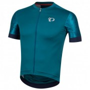 Pearl Izumi - Elite Pursuit Speed Jersey - Maillot vélo taille L, turquoise/bleu