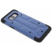 Blauwe xtreme defender hardcase voor de Samsung Galaxy S8 Plus