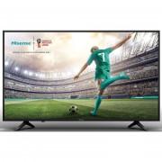 """Hisense H55a6120 Tv Led 55"""" 4k Ultra Hd Smart Tv Wifi Classe A+ Colore Nero"""