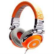 iDance Disco-600 Over-Ear Stereo DJ Headphones -