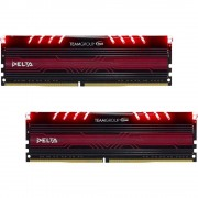 DDR4, KIT 16GB, 2x8GB, 3000MHz, Team Group Elite Delta Red, 1.35V, CL16 (TDTRD416G3000HC16CDC01)