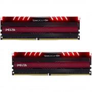 DDR4, KIT 16GB, 2x8GB, 3000MHz, Team Group Elite Delta Red, 1.35V, CL16 (TDTRD416G3000HC16CDC01)
