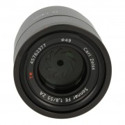 Sony 55mm 1:1.8 AF FE T* ZA Schwarz refurbished