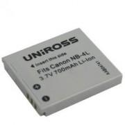 Uniross VB104599 Батерия Съвместима с Canon NB-4L