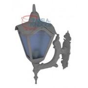 Luminária externa com braço Romaninha