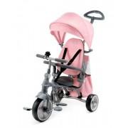 KinderKraft Rowerek Trójkołowy Jazz - Pink