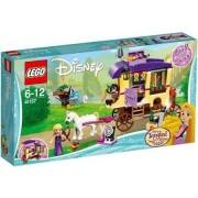 Lego disney il caravan di rapunzel