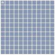 Maxwhite L15 Mozaika skleněná modrá světlá 29,7x29,7cm