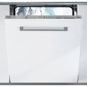 Candy CDI1LS38S Fully Integrated Standard Dishwasher - Silver Control Panel with Fixed Door Fixing Kit - A+ Rated