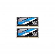 G.SKILL 16GB (2 X 8G) Ripjaws Series DDR4 PC4-17000 2133MHz Laptop Memory Model F4-2133C15D-16GRS