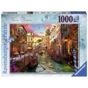 Puzzle Venetia Romantica,1000 Piese