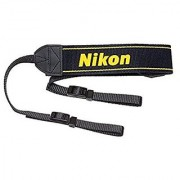 Universal Camera Durable Nylon Shoulder Neck Strap Belt for Nikon DSLR SLR VBG