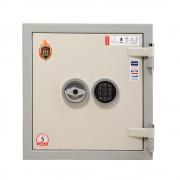 Seif certificat EN 1143-1 Grad I, Planet Safe, F30CL I50E ,antiefractie, inchidere electronica , 460 x 440 x 440 mm