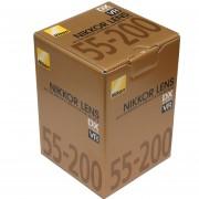 Lente Nikon AF-S DX NIKKOR 55-200mm f/4-5.6 G ED VR II Lens 55 200 F 4 5.6