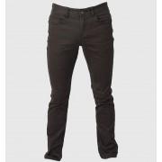pantaloni uomo GLOBE - Goodstock magro - Nero