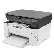 Принтер HP Laser 135a mfp, p/n 4ZB82A - HP лазерен принтер, копир и скенер