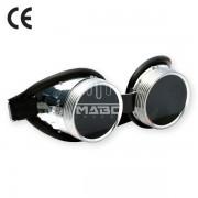 Ochelari protectie sudor cu lentila de sticla TECHNO