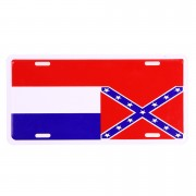 Cedule plechová Licence Dutch Rebel