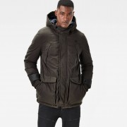 G-Star RAW Expedic Hooded Cotton Jacket