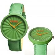 Crayo Cr1502 Pleats Unisex Watch